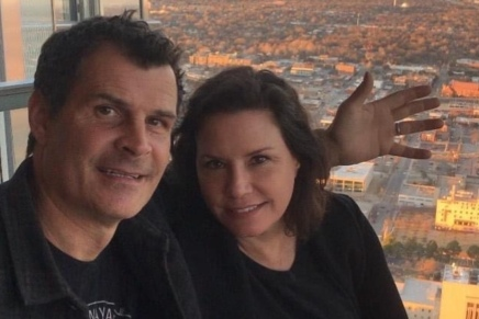 BMX legend Hoffman, wife involved inaccident