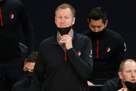 Trail Blazers, Stotts agree to part ways after nineseasons