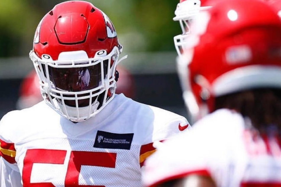 Chiefs' Frank Clark charged with a felony from his Marcharrest