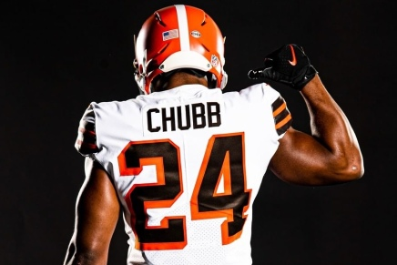 Browns sign Chubb to three-year extension through2024